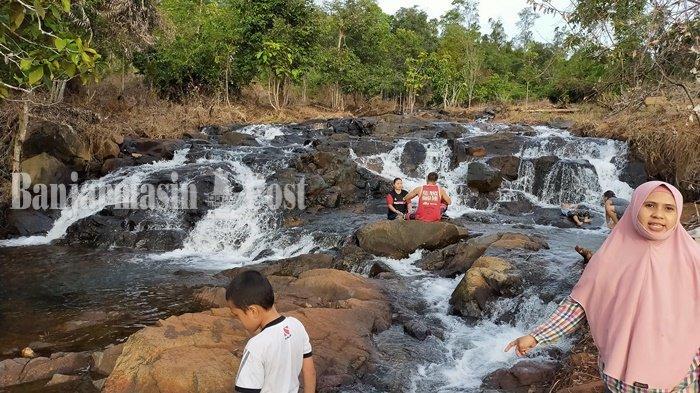 Menikmati Pesona Kesegaran Mandin di Desa Kiram Kabupaten Banjar