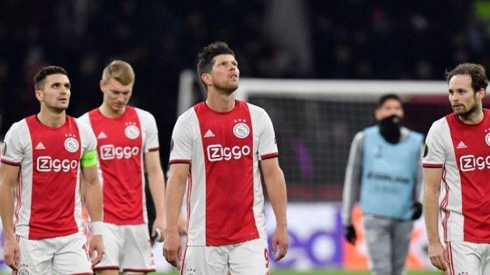 Ajax Amsterdam di musim 2020/2021