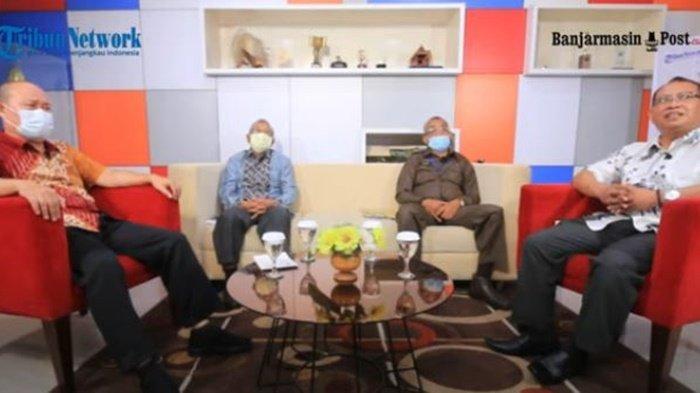 BTalk, Akademisi Bahas Pemanfaatan FABA Batu Bara di Banjarmasin