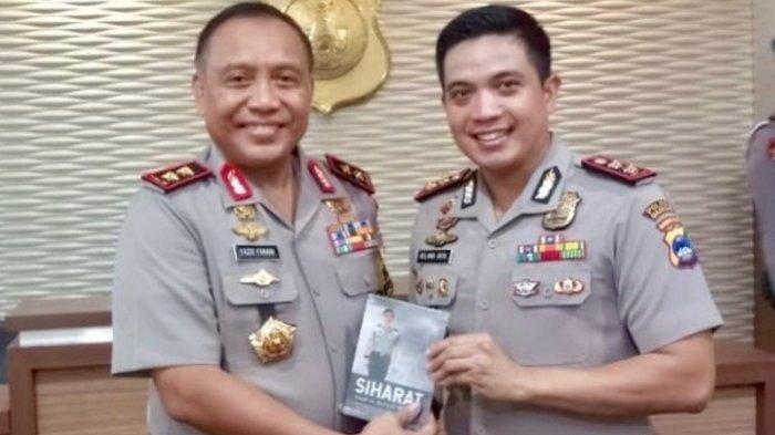 Luncurkan Buku Siharat, Kapolres AKB Kelana Jaya Berharap Cegah Penyakit Sosial