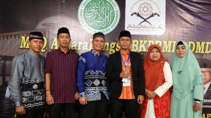 Kereen! Qori Kalsel Raih Juara 2 di MTQ Antarnegara ASEAN