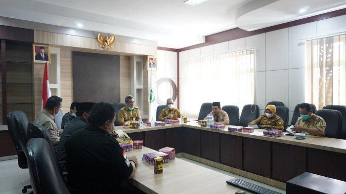 Kunjungi Pemkab Balangan, Komisi IV DPRD Kalsel Serap Informasi Soal Pembelajaran Tatap Muka