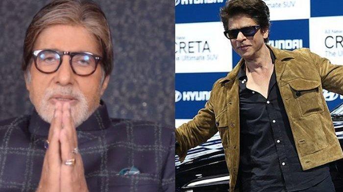 Akhirnya Shah Rukh Khan & Amitabh Bachchan 'Dijauhi' Fansnya, Imbas Adanya Pandemi Virus Corona