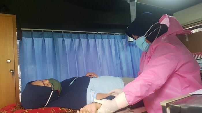 Akseptor KB Warga Desa Gadung Keramat Kabupaten Tapin Ini Pilih Jenis Inplan, Begini Alasannya