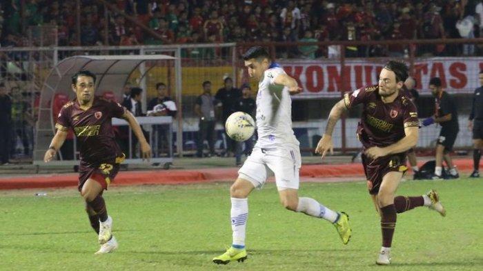 SKOR Akhir 3-1! Hasil Persib Bandung vs PON Jawa Barat Ujicoba Jelang Piala Menpora 2021