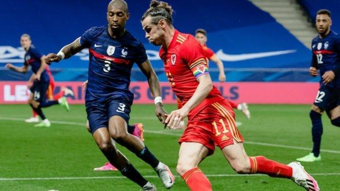 Hasil Euro 2021 Grup A Wales vs Swiss, Gareth Bale Gagal Cetak Gol