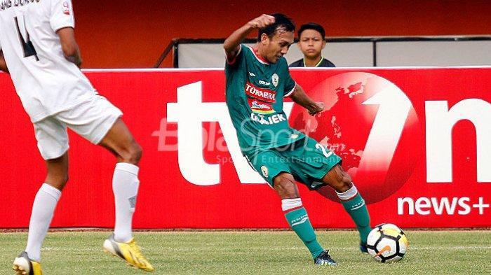 Jadi Pemain Terbaik di Liga 2 2018, Ichsan Pratama Ingin Bela Timnas Indonesia