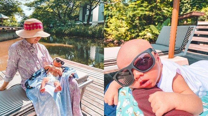 Baby Air Rumi Akbar Sampai Menjerit, Irish Bella Akui 'Teledor' Saat Mandikan, Begini Reaksi Ammar