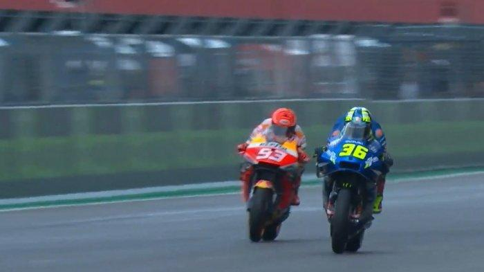 LINK Streaming FP1 & FP2 MotoGP Spanyol 2021 TV Online Fox Sports 2, Race MotoGP 2021 Live Trans 7