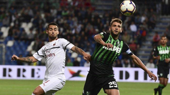 Chelsea & Dortmund Berebut Jasa Domenico Berardi, Tiga Klub Serie A Juga Inginkan Gelandang Azzurri