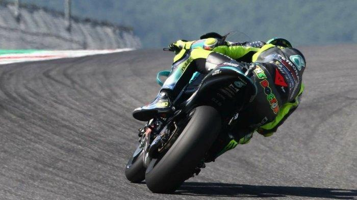 Hasil FP3 MotoGP Italia 2021 : Bagnaia Tercepat, Marc Marquez dan Valentino Rossi Belum Top Performa