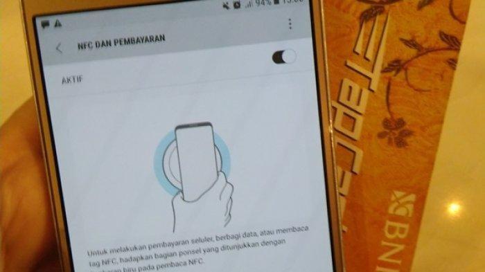 Lebih Praktis dengan NFC, Bayar Melalui HP Saja