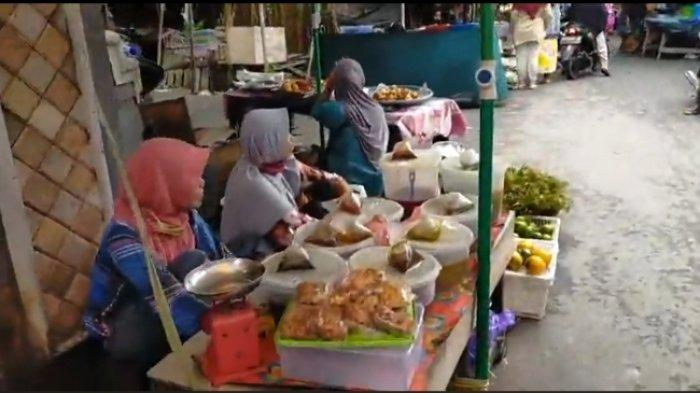 Pasar Rakyat Al Muhajirin di Jalan Pramuka Banjarmasin, Sudah Ada Sejak Pertengahan Tahun 2000