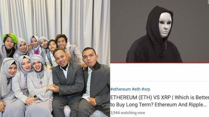 Hilangnya Kanal Youtube Gen Halilintar Picu Reaksi Atta, Suami Aurel Tuduh Hacker Rusia