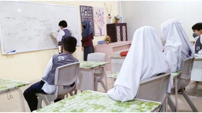 Al Mazaya Care, Siswa di SMP dan SMA Gelar Kegiatan Sosial di Banjarmasin