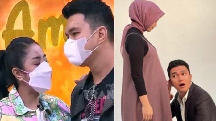 Aksi Mesra Dewi Perssik Tiduran di Pangkuan Aldi Taher Disorot, Salsabillih Beri Peringatan
