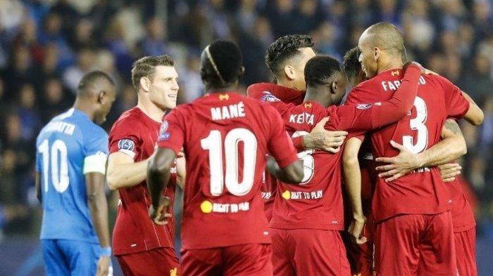 Klasemen Liga Champions Matchday 3, Barcelona & Chelsea Nyaman di Puncak, Liverpool Posisi Ke-2
