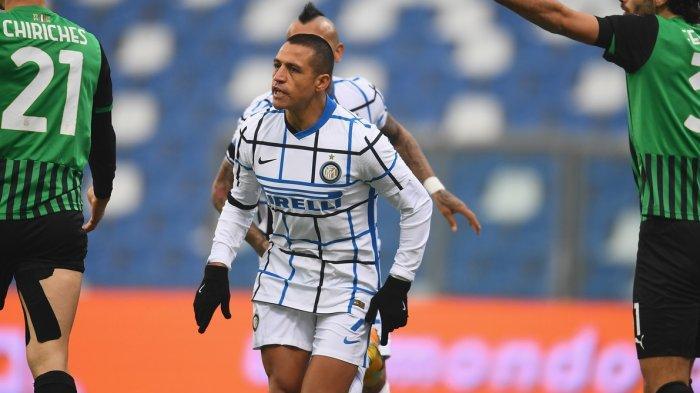 Inter-Sassuolo 2-1: Lukaku-Lautaro, Conte vola a +11 sul ...  |Inter- Sassuolo