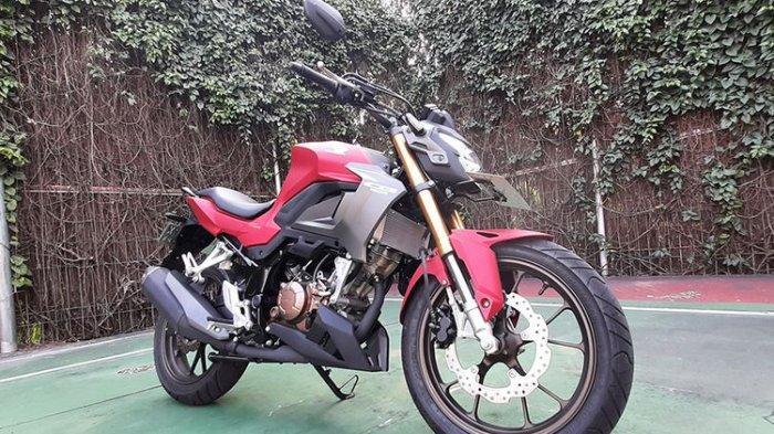 All New Honda CB150R Streetfire Dibanderol Mulai Rp 29.650.000, Intip Spesifikasinya