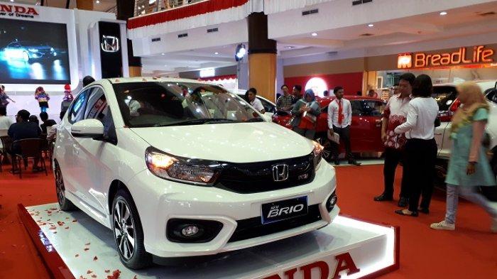 Harga Mobil Mungil Kompak Naik di Februari 2021, Honda Brio RS CVT Kini Rp 204 juta