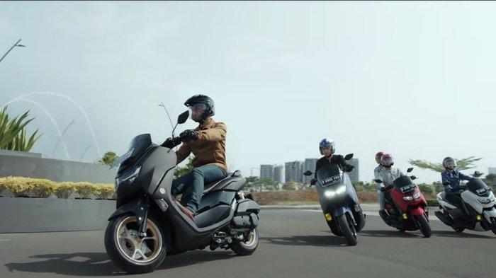 Doyan Touring Naik Maxi Yamaha, Ini Rahasianya Agar Tetap Irit Berkendara