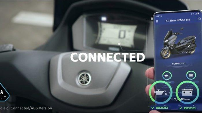 All New NMAX 155 Connected