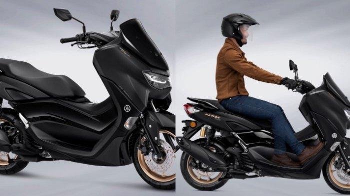 Fitur Favorit di All New NMAX 155 Connected/ABS IniDinilai Mirip Kaya Moge