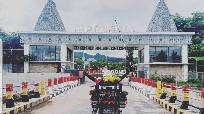 Menempuh jarak 5.000 kilometer lebih dari barat hingga timur Nusantara, Lilik dan Balda menghabiskan 50 hari perjalanan darat dan laut melewati 12 provinsi, 7 pulau serta 2 negara menggunakan All New NMAX 155 Connected/ABS miliknya.