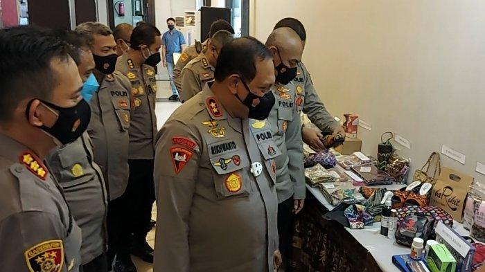 Alumni Akabri Angkatan 96 Bharatasena Akselerasikan Digitalisasi UMKM di Kalsel