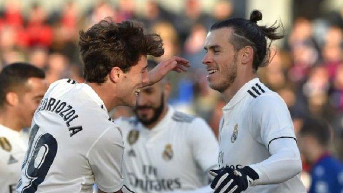 Susunan Pemain & Link Streaming Inter Milan vs Real Madrid di Liga Champions Malam Ini, Hazard Main