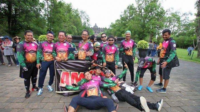 Ambapers Cyling Club Kayuh Pedal hingga Ke Jogja