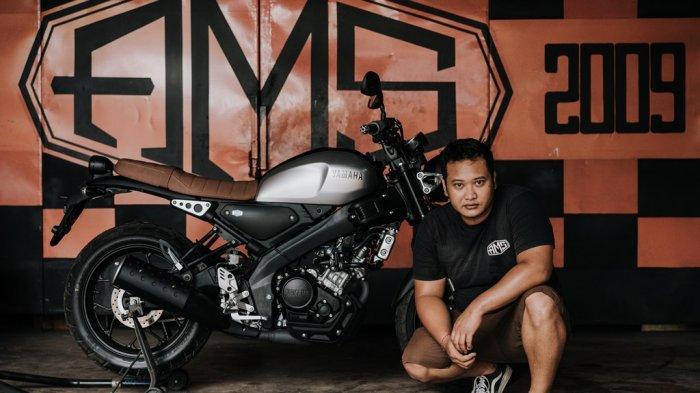 Kreatif dan Inovatif, Custom XSR 155 Yard Built ala Builder Bali