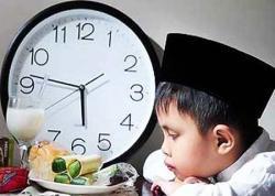 Jadwal Buka Puasa Hari ke 26 Ramadhan, Senin 11 Juni di Jakarta, Bandung, Surabaya, dan Kota Lain