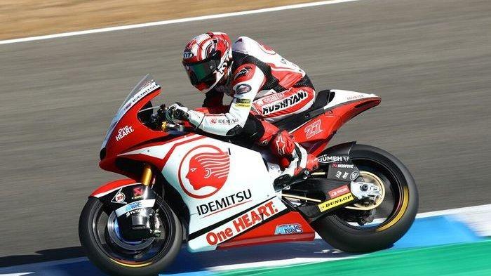 Hasil Moto3 MotoGP Qatar 2021, Tim Indonesian Racing Finis 5 Besar, Jaume Masia Juara, Andi Gilang?