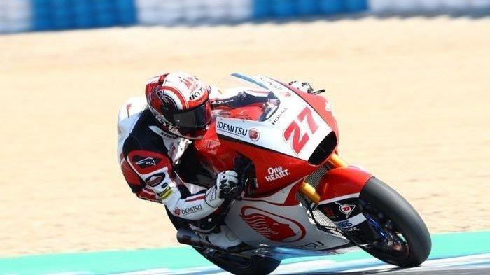 Hasil Kualifikasi Moto3! Live Streaming Trans7 MotoGP Qatar 2021, Posisi Starting Grid Andi Gilang