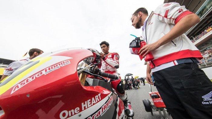 LINK Trans7! Live Streaming MotoGP 2020 Seri Moto2 MotoGP Qatar 2020, Siaran Langsung Trans 7