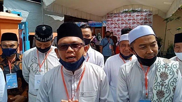 Paslon Andin-Guru Oton Resmi Daftarkan Gugatan Sengketa Pilbup Banjar 2020 ke MK