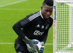 Andre Onana akan meninggalkan Ajax di akhir musim.