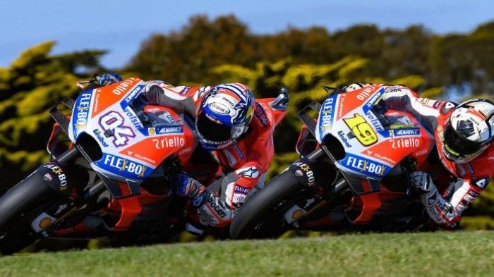 Link Live Streaming Trans 7 & Jadwal Siaran Langsung MotoGP Valencia 2018