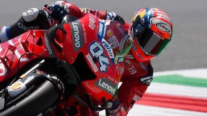 Klasemen MotoGP 2020 Terbaru : Jelang MotoGP Emilia Romagna 2020, Dovi Merasa Aneh Ada di Puncak