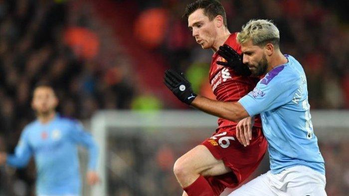 Pesan Penting Aguero pada Liverpool yang Akan Lawan Man United, Man City Bisa Juara EPL Malam Ini
