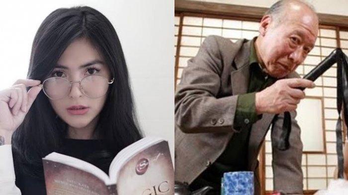 Foto Angela Lee Dipijat Kakek Sugiono Mendadak Viral, Sosok yang Dicari Vanessa Angel di Jepang