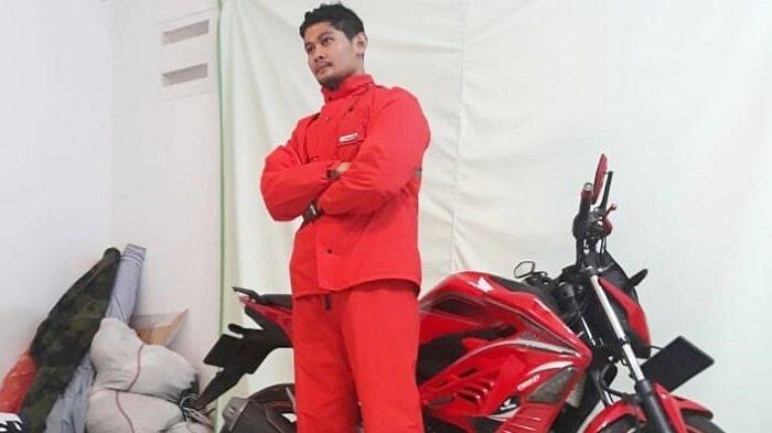 Eksis di Dunia Peran, Aktor Banjarmasin Ini Main di Webseries Bersama Reza Rahardian