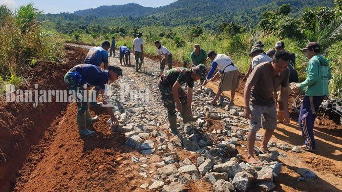 Warga Kabupaten Tala Senang, Kini Lebih Dekat Cari Durian di Mandiangin Kabupaten Banjar