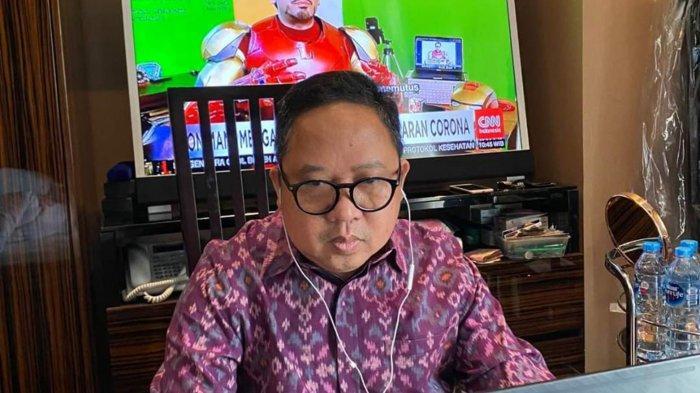 KalselPedia - Profil Syaifullah Tamliha, Anggota DPR RI Asal Kalsel