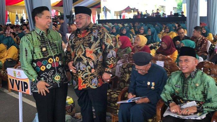 Hadir Saat Acara Puncak Hari Jadi Kota Banjarmasin, Begini Pesan Penting Anggota DPR RI Ini