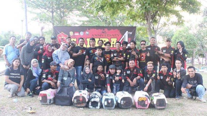 KalselPedia - Komunitas Sahabat Musang Banjarmasin