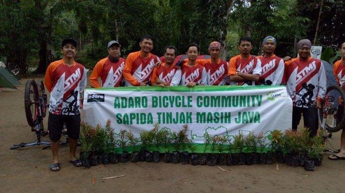 KalselPedia : Profil Komunitas Sepeda ABC-STMJ, Sapida Tinjak Masih Jaya