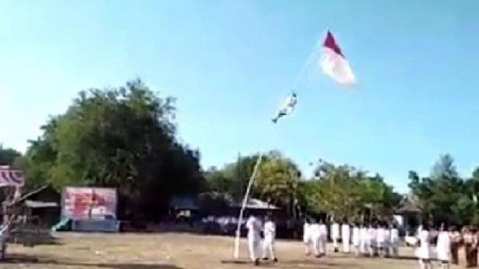 Jatuh Dari Tiang Bendera yang Dipanjat, Begini Kondisi Anggota Paskibra Asal Kabipaten Alor NTT