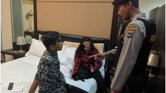 Pasang Muda Mudi Ini Digerebek saat Lagi Asyik di Kamar Hotel Banjarbaru, Orangtuanya Pun Dijemput
